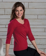 Twisted Knot Ladies Sweater