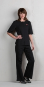 Zip Front Housekeeping Tunic