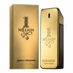 1 Million Cologne by Paco Rabanne, 1.7 oz Eau De Toilette Spray for men