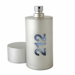 212 Men Cologne by Carolina Herrera, 3.4 oz Eau de Toilette Spray for Men