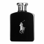 Polo Black Cologne by Ralph Lauren, 4.2 oz Eau De Toilette Spray for Men