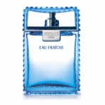Versace Man Eau Fraiche Cologne by Gianni Versace, 3.4 oz Eau de Toilette Spray for Men