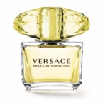 Versace Yellow Diamond Perfume, 3.0 oz Eau de Toilette Spray for Women