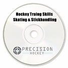 Skating & Stickhandling DVD - Precision Hockey Skills
