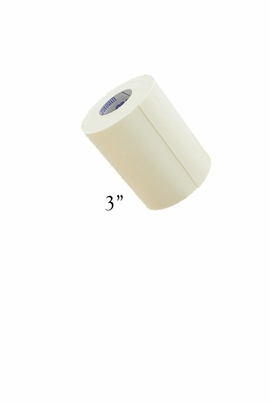 "3M Microfoam Surgical 3"" Tape (by the Roll)"