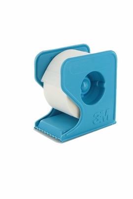 "3M Micropore 1"" Paper Surgical Tape with Dispenser (by the Roll)"