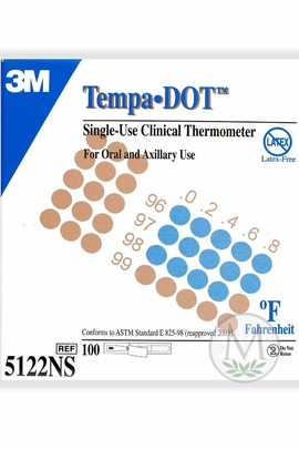 3M Tempa-Dot Thermometers Home Page