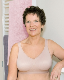 ABC Massage Pocketed Bra, Style 525