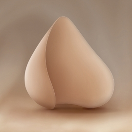 ABC Silicone Shapers Full Triangle Breast Form, Style 1131