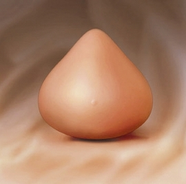 ABC Standard Silicone Triangle Breast Form, Style 1044