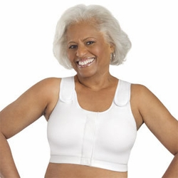 ABC Velcro Front Compression Pocketed Bra, Style 119