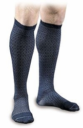 Activa Men's Casual Patterned Socks (15-20 mmHg)