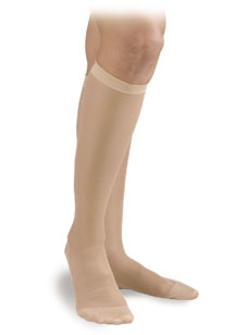 Activa Sheer Therapy Knee High (Closed Toe) (15-20mmHg)
