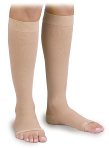 Activa Surgical Weight Graduated Therapy Knee High (Open Toe) (30-40mmHg)