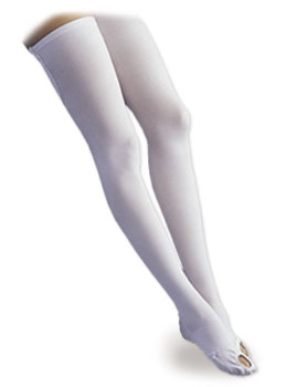 Activa Thigh High Anti-Embolism Stockings with Inspection Toe (18mmHg)