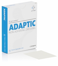 Adaptic Non-Adhering Dressings Home Page
