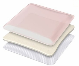 "Allevyn Non-Adhesive Hydrocellular Foam Dressings (4""x4"") (by the Each)"