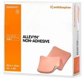 Allevyn Non-Adhesive Hydrocellular Foam Dressings Home Page