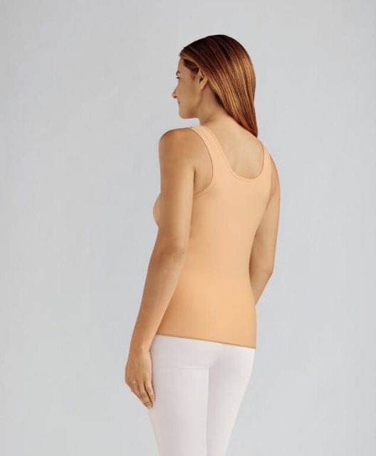 Amoena Michelle 2105 Pocketed Camisole with Drainage Management