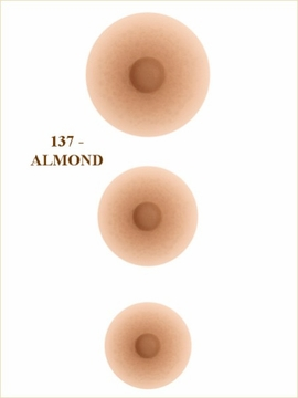 Amoena Adhesive Nipples Set, Pair of Self-Adhesive Nipples