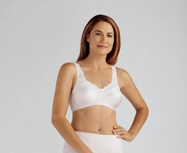 Amoena Annabell Soft Cup Pocketed Bra 2126