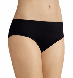 Amoena Corfu Panty Swimsuit Bottom, Black