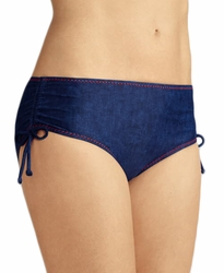 Amoena Lagos Panty Swimsuit Bottom, Twilight Blue