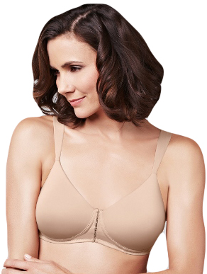 Amoena Lara Comfort Soft Cup Pocketed Bra 2956