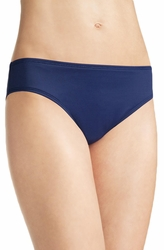 Amoena Melbourne Panty Swimsuit Bottom, Navy/White