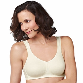 Amoena Mona European Seamless Pocketed Bra - Champagne 2568