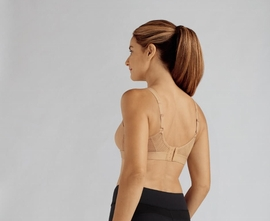Amoena Performance Sports Pocketed Bra 2794, Nude