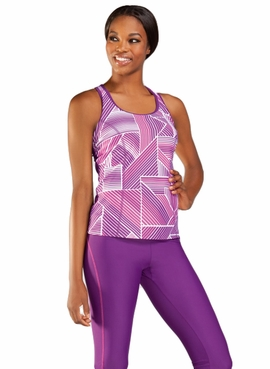 Amoena Racer Back Pocketed Top (1043)