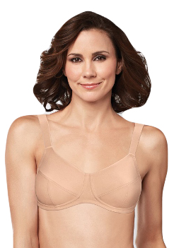 Amoena Silvia Soft Cup Pocketed Bra 2999 - Nude