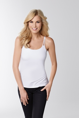 Amoena Valetta Pocketed Camisole with Built-In Bra 2830
