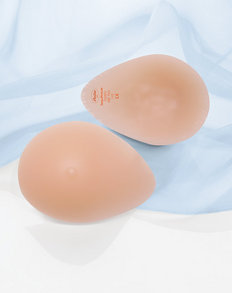 Anita Care SequiNature Droplet/Teardrop Silicone Partial Breast Prosthesis 1028X2
