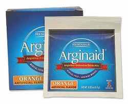Arginaid Arginine-Intensive Nutrition Home Page