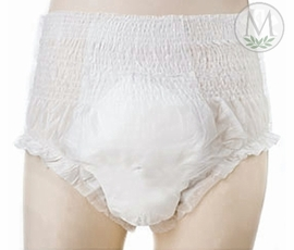 Attends Extra Absorbent Pull Up Underwear Home Page