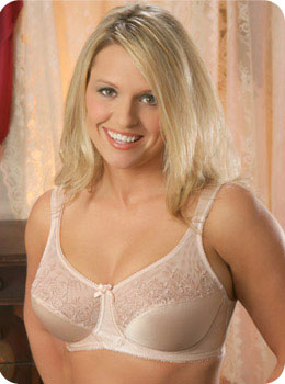 Aviana Embroidered Underwire Bra, Style 2456