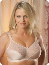 Aviana Soft Cup Embroidered Bra, Style 2356
