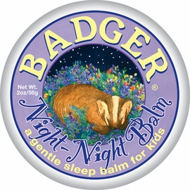 Badger Night-Night Baby Balm