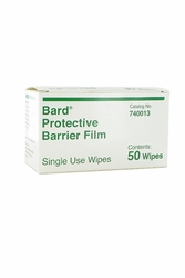 Bard� Protective Barrier Film Wipes (Box of 50)