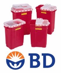 BD Sharps Collectors
