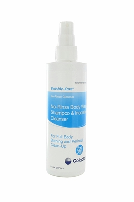 Bedside-Care No-Rinse All Body Wash and Cleanser