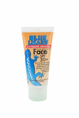 Blue Lizard Australian Sunscreen FACE SPF 30+ (3 fl oz. (89 mL)