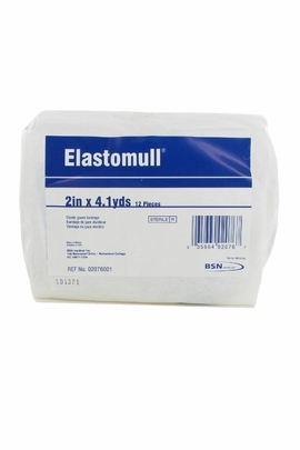 "BSN-Jobst Elastomull  Non-Sterile Bandage (2""x4.1 yards) (Box of 12 Rolls)"