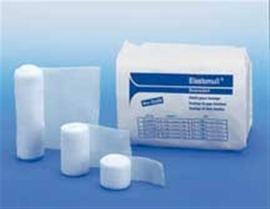 "BSN-Jobst Elastomull  Sterile Bandage (6""x4.1 yards) (Box of 6 Rolls)"