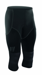 CEP Allsports Compression 3/4 Winter Tights for Men