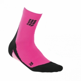CEP Dynamic Compression Short Sports Sock for Women