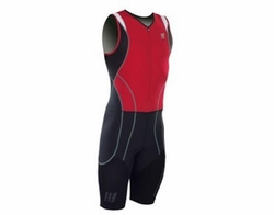 CEP Triathlon Compression Skin Suit for Men