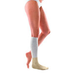 Medi CircAid Comfort Silver Knee-High Sock Liner